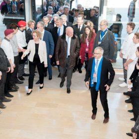 Inauguration CFA de Lagord La Rochelle