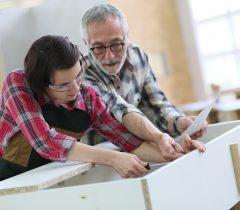 ADEA gestion d'entreprise artisanale formation adulte la rochelle CMA17