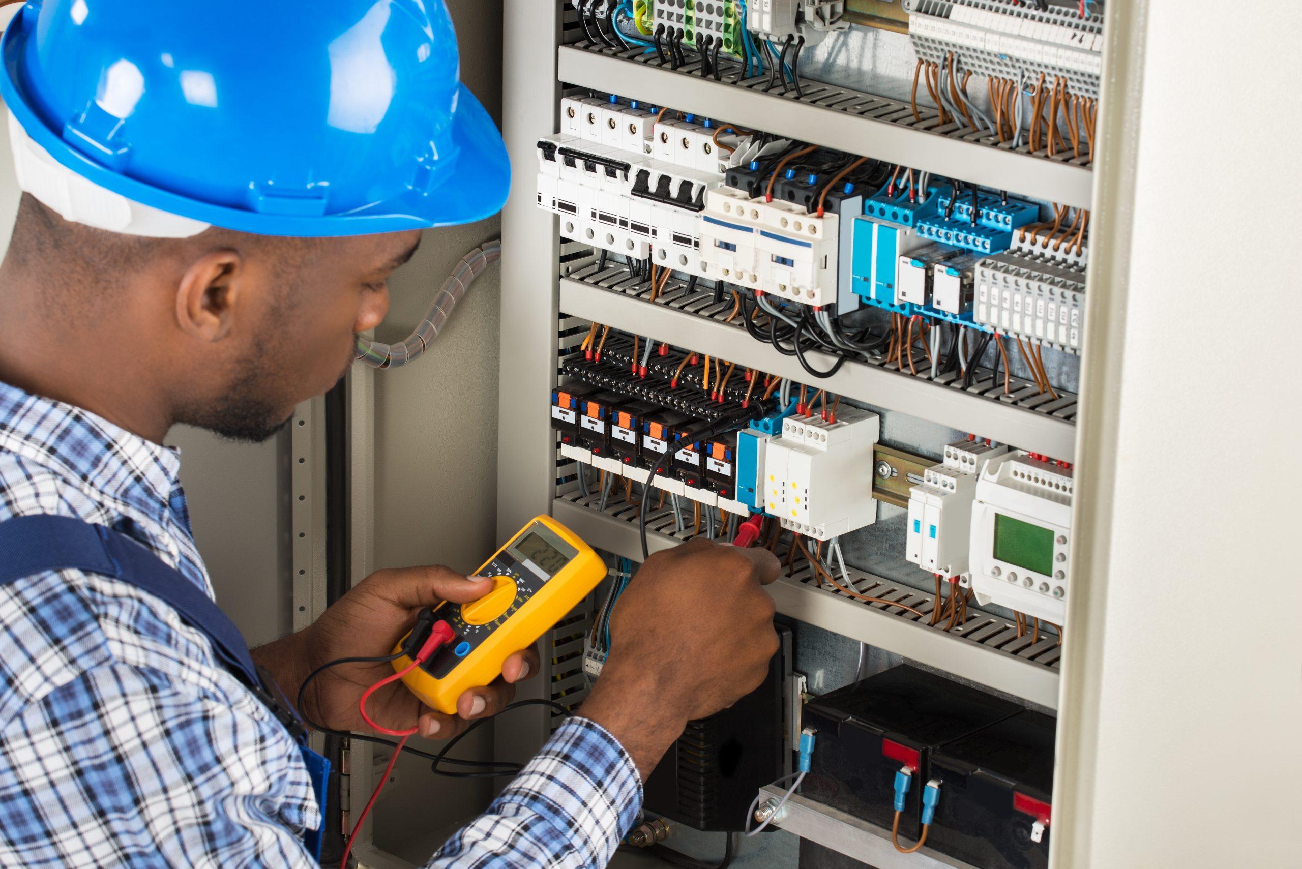 Etude De Marche Artisan Electricien formation - se préparer à l'habilitation électrique module 1