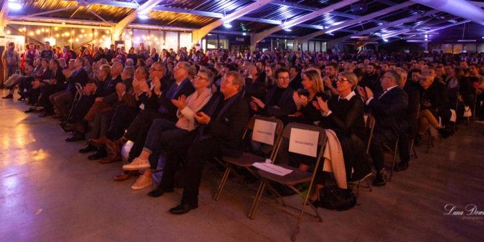 gala de remise des diplômes CFA 2019 au Stade Rochelais