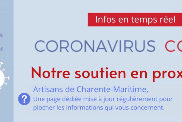 infos coronavirus cma 17