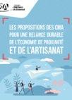 plan durable 12 propositions soutien artisanat cma france cma 17