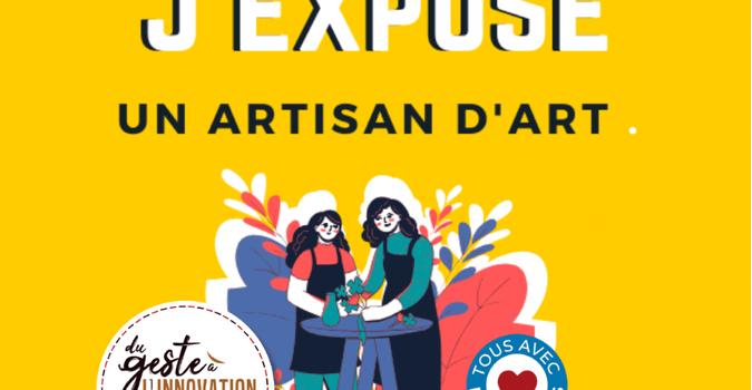 jexpose artisan art action de solidarité en charente maritime cma nouvelle aquitaine