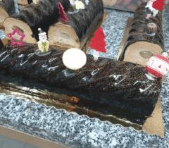 bûche Noël cours de cuisine La Rochelle cite du gout 17 avec Berty Camus