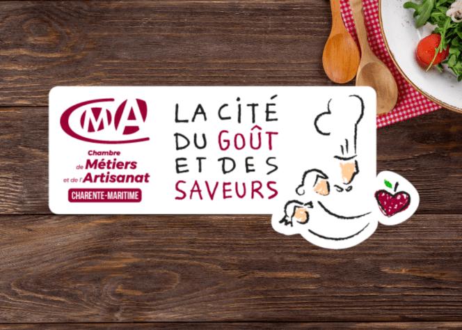 Cité du gout charente-maritime cours de cuisine La Rochelle