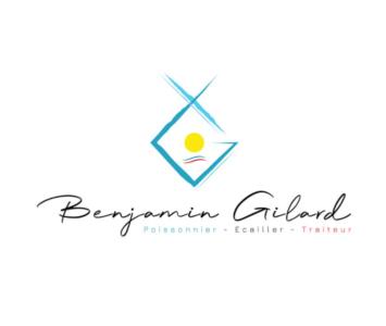 logo Benjamin Gilard