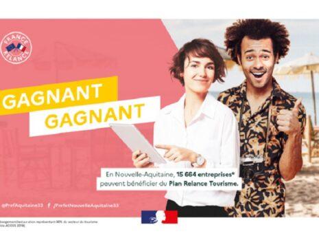 France relance tourisme
