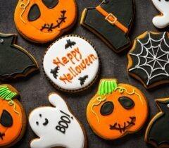 atelier halloween parent enfant citrouille biscuit cfa lagor